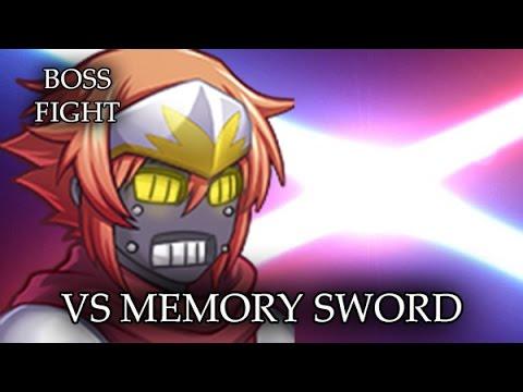Boss Fights - vs Memory Sword