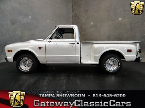 1968 Chevrolet C10 Gateway Classic Cars Of Tampa 204 Youtube