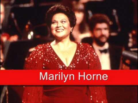 Marilyn Horne: Handel  Rinaldo, Cara sposa, amante cara