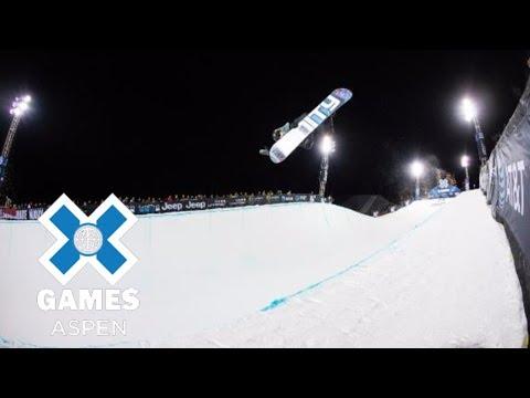Arielle Gold: Athlete Profile   X Games Aspen 2018