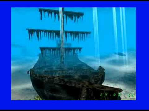 Mustard Seed Faith - Sidney The Pirate -.wmv