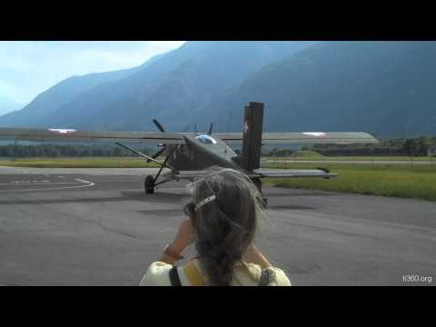 Pilatus PC-6 Turbo Porter Short Take-Off (STOL)