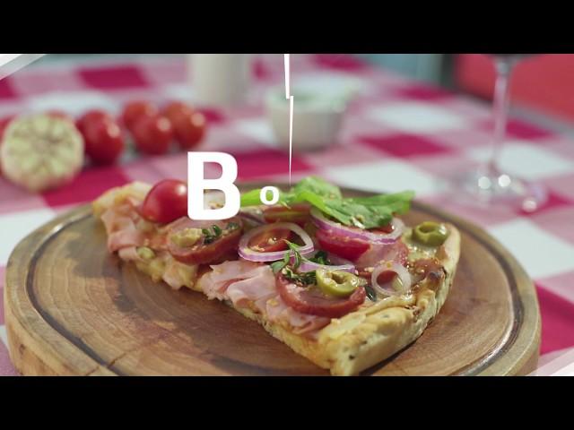 BOUA - Pizza (tastemade)