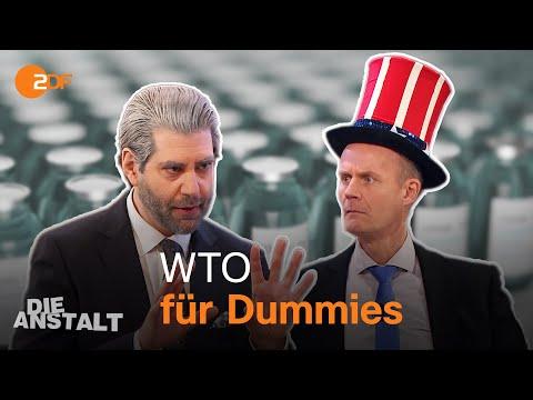 Was ist eigentlich die WTO? | Die Anstalt