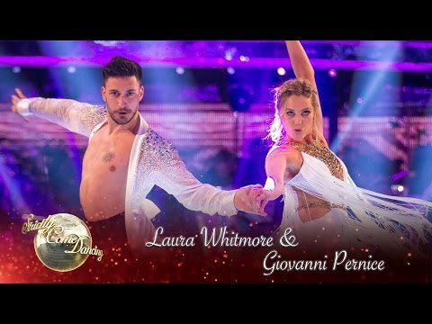 Laura Whitmore & Giovanni Pernice Cha Cha to 'Venus' - Strictly Come Dancing 2016