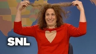 Weekend Update: Cathy on Retiring - SNL