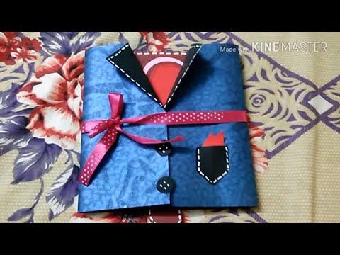 DIY Suit Tuxedo | Greeting Card.... Tutorial...