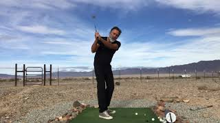 How to Drop the Club Into the Slot for a Powerful Swing....with shameless self promo