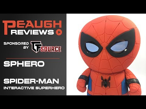 Video Review: Sphero Interactive SPIDER-MAN