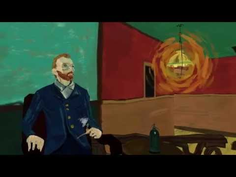 The Night Cafe - A VR Tribute to Vincent van Gogh