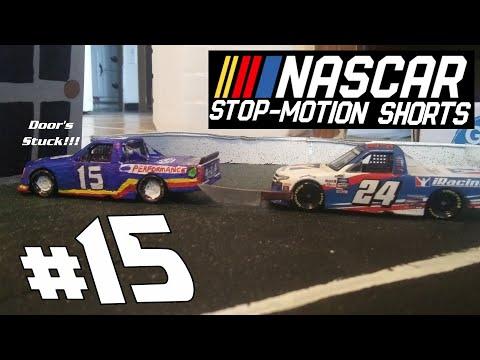 NASCAR Stop Motion Shorts #15