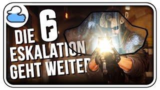 DIE ESKALATION GEHT WEITER - Rainbow Six Siege #64 - Let's Play R6:Siege