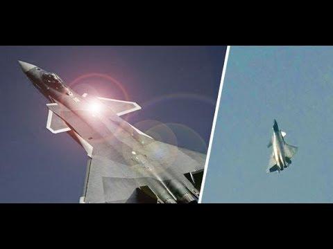 Chengdu J-20: So gut getarnt ist das erste chinesische Stealth-Kampflugzeug