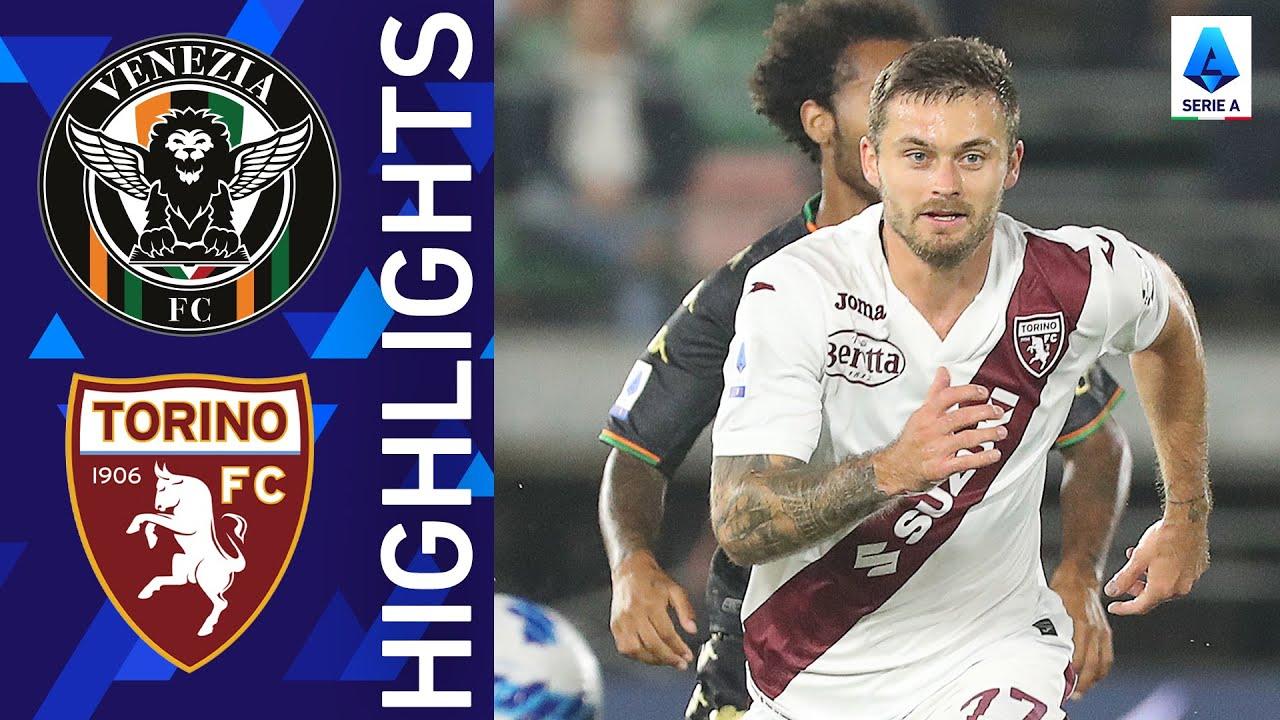 Download Venezia 1-1 Torino | It ends in a draw! | Serie A 2021/22