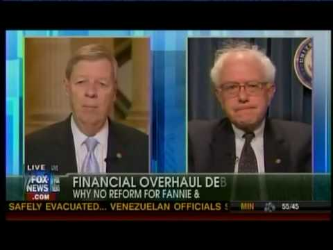 Senator Johnny Isakson on Fannie Mae, Freddie Mac and Financial Reform