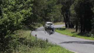 Foton Tunland short-cab test - Allan Whiting - December 2013