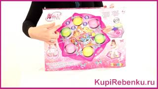 Winx  Танцевальный коврик 27259 2 вида игры, 4 мелодии(, 2012-03-16T15:32:56.000Z)
