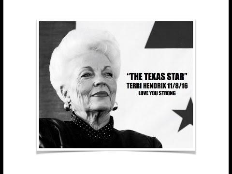 The Texas Star - By Terri Hendrix