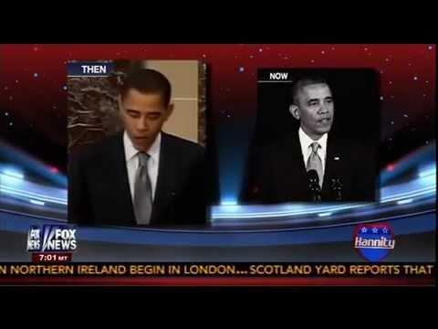 President Obama Debates Senator Obama on NSA Surveillance, Civil Liberties