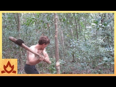 Primitive Technology: Stone Axe (celt)