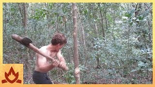 Primitive Technology: Stone Axe (celt) thumbnail