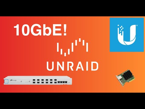 10Gb Networking for Home and Unraid — SPX Labs