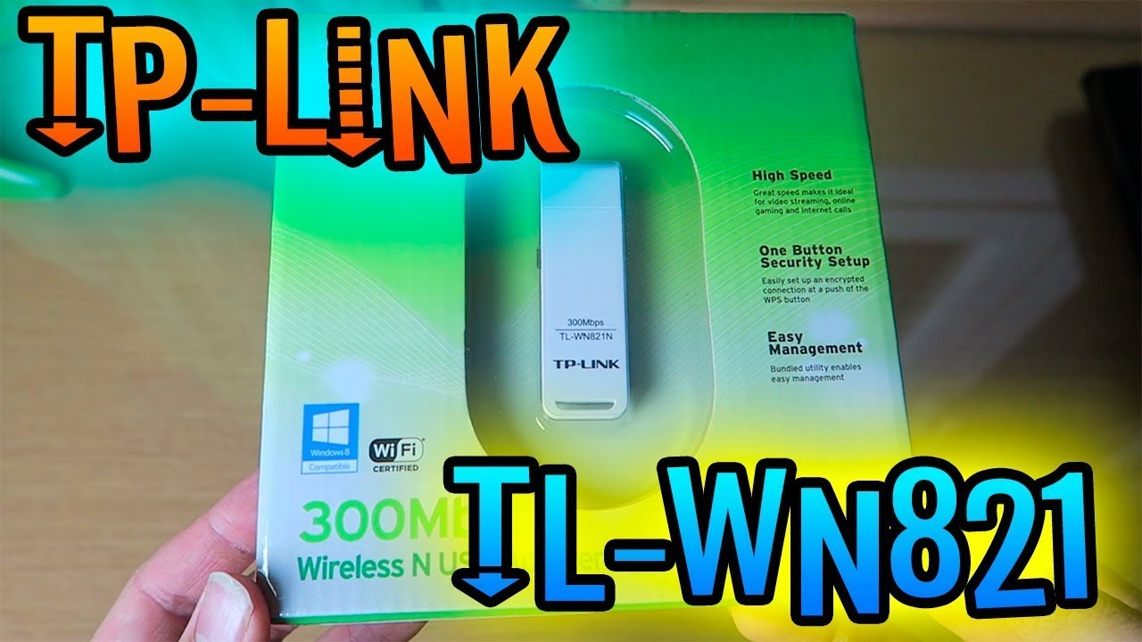 HOW TO INSTALL TL-WN821N DRIVERS DOWNLOAD FREE