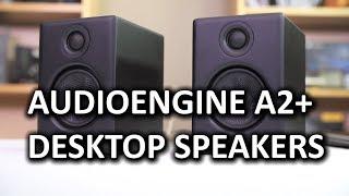 Video Audioengine A2+ Desktop Speaker Review download MP3, 3GP, MP4, WEBM, AVI, FLV Agustus 2018