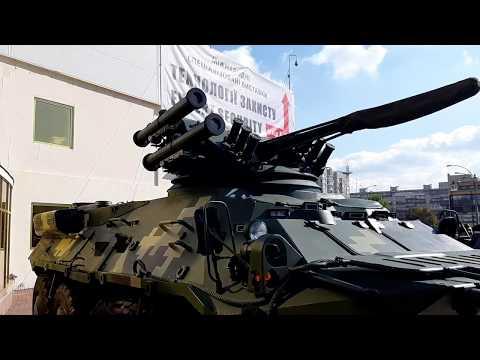 """Международная выставка """"Оружие и безопасность-2019"""". часть 1"""
