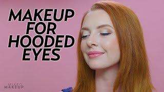 Easy Hooded Eyes Makeup Tutorial   Beauty Bytes