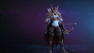 MVP - Sylvanas - Heroes of the Storm (HotS Gameplay)