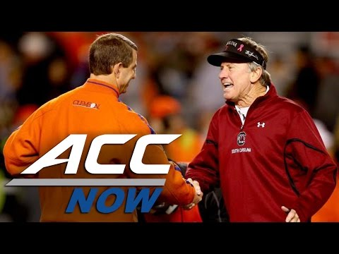 Steve Spurrier Resigns: Clemson