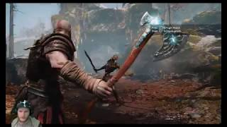 God of War [PS4 Pro] First Impressions