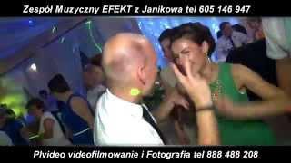 Najlepszy Zespół Muzyczny EFEKT z Janikowa