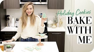 Sugar Cookies Bake with Me!