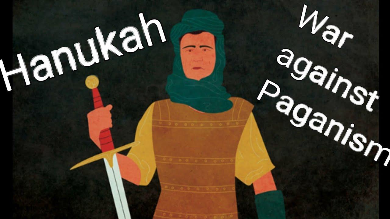 Hanukah - War Against Pagan Beasts LEELAND JONES 28NOV20