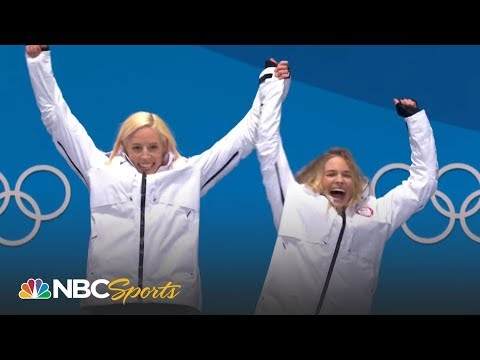 Watch every gold medal from Team USA during 2018 Winter Olympics