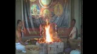 Navagraha Homam | Navagraha Mantra | Shani Jayanti | 2015 Vedicfolks.com
