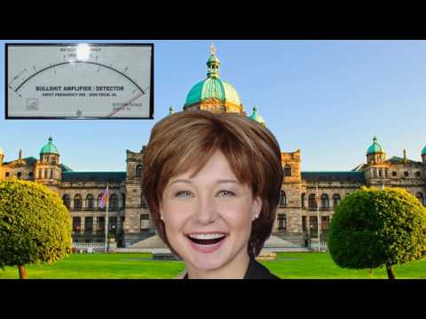 Throne speech: Christy says sorry
