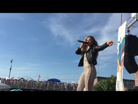 Rachel Platten: Love Back in Long Beach, NY