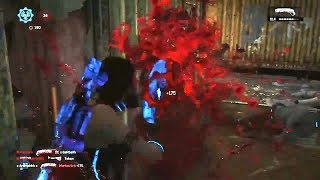 ASININE RAGE QUITTERS! (Gears of War 4) KOTH Multiplayer Gameplay With Avenge Venom!