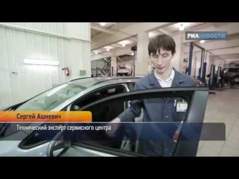 Как защитить кузов автомобиля зимой