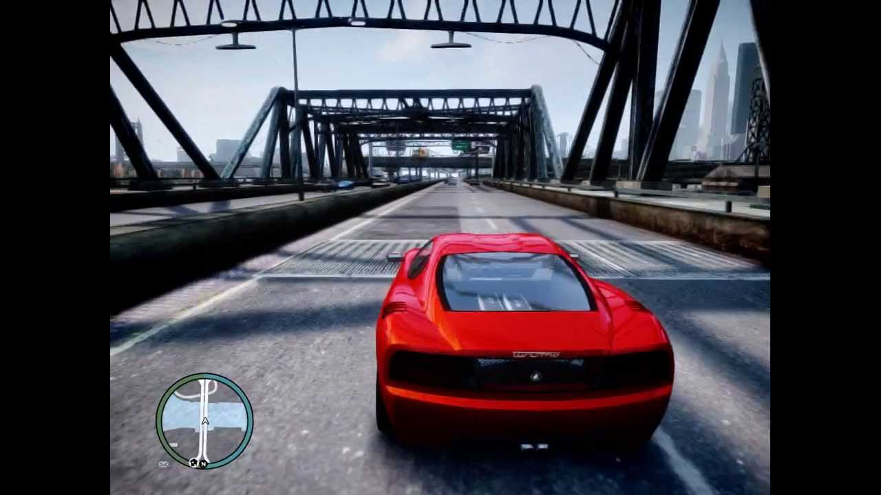 GTA IV ENB For Low End PC