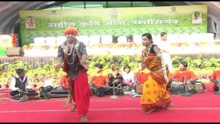 Tola Kaise Bulahu Patrengi - Mor Pirohil - Live Stage Program - Chhattisgarhi Folk Song