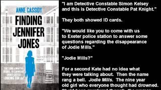 Book Clip - Finding Jennifer Jones - Anne Cassidy