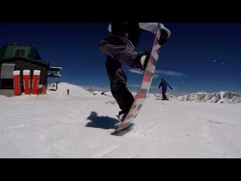 Smooth Snowboarding: RK and JIB