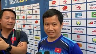 Phỏng vấn bác sĩ đội U22 Việt Nam về chấn thương của Quang Hải