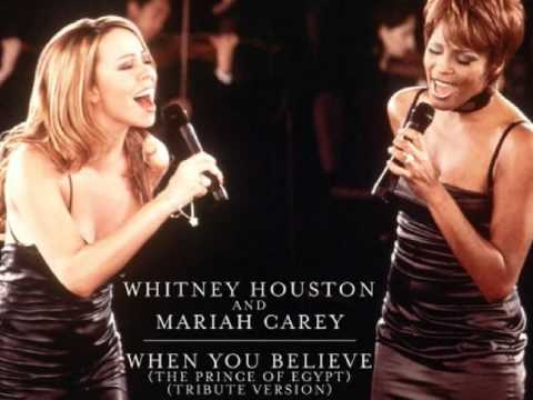 When you believe by whitney houston essay