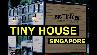 We Have A Tiny House In Singapore