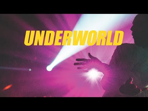 DRIFT SONGS the new album by Underworld, out Oct 2019